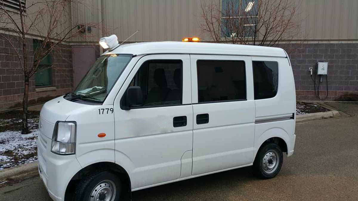 Suzuki Every 4 Passenger Micro Van 3cyl 12 Valve Efi
