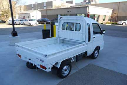 Daihatsu Extended Cab 20 950 00 Woodys Mini Trucks