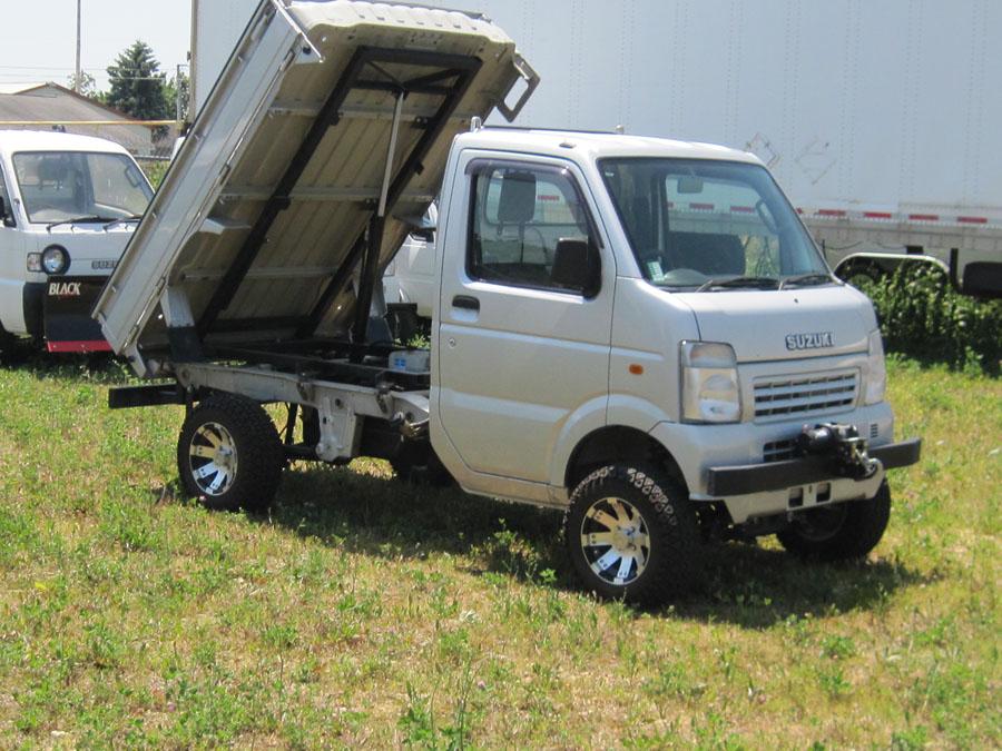 Suzuki Mini Truck Wheels