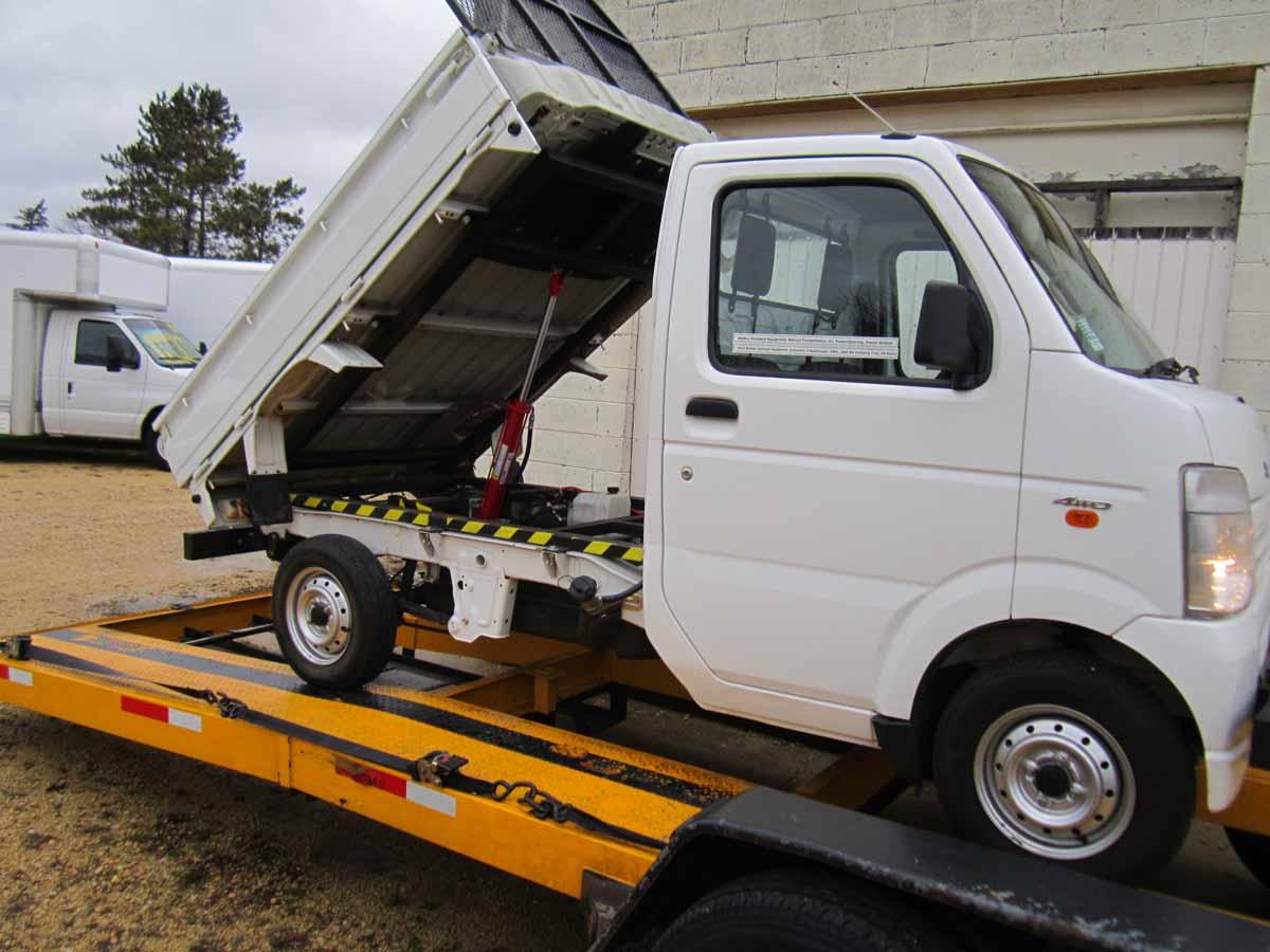 Daihatsu Hijet Vs Suzuki Carry